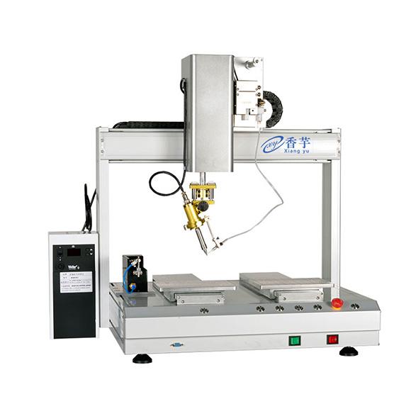 双工位自动焊锡机