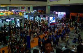 第十九届中国国际工业博览会第一天圆满落幕
