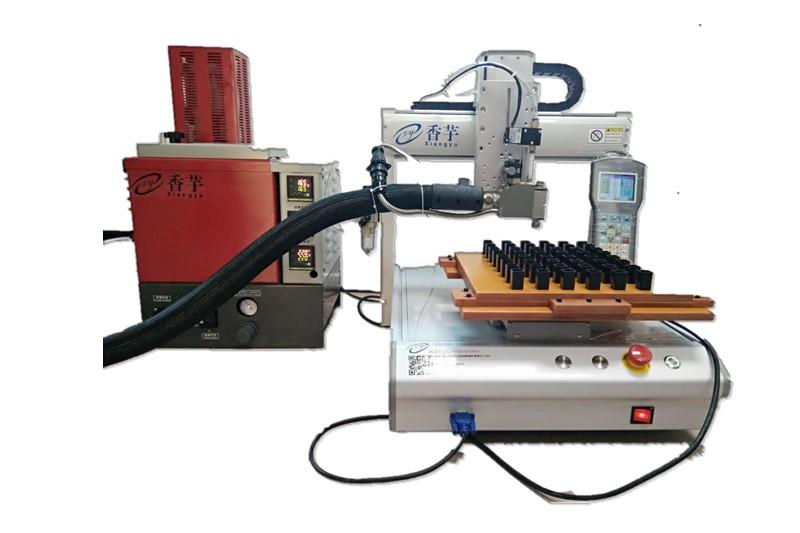 5Lpur热熔胶喷胶机