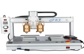 大浪淘沙 pur热熔胶自动点胶机厂家香芋机电稳步成长