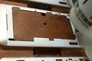 pur热熔胶手机壳