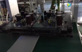 全自动硅胶点胶机固定元器件