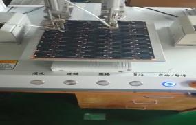双头焊锡机-香芋机电