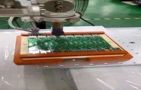 引脚焊锡机器-香芋机电