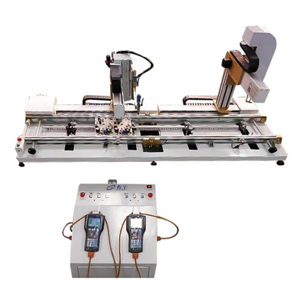 自动锁螺丝机常见故障及解决方法