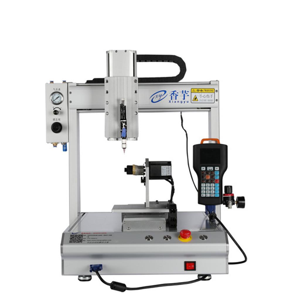 深圳点胶机厂家-细谈自动焊锡机的特点