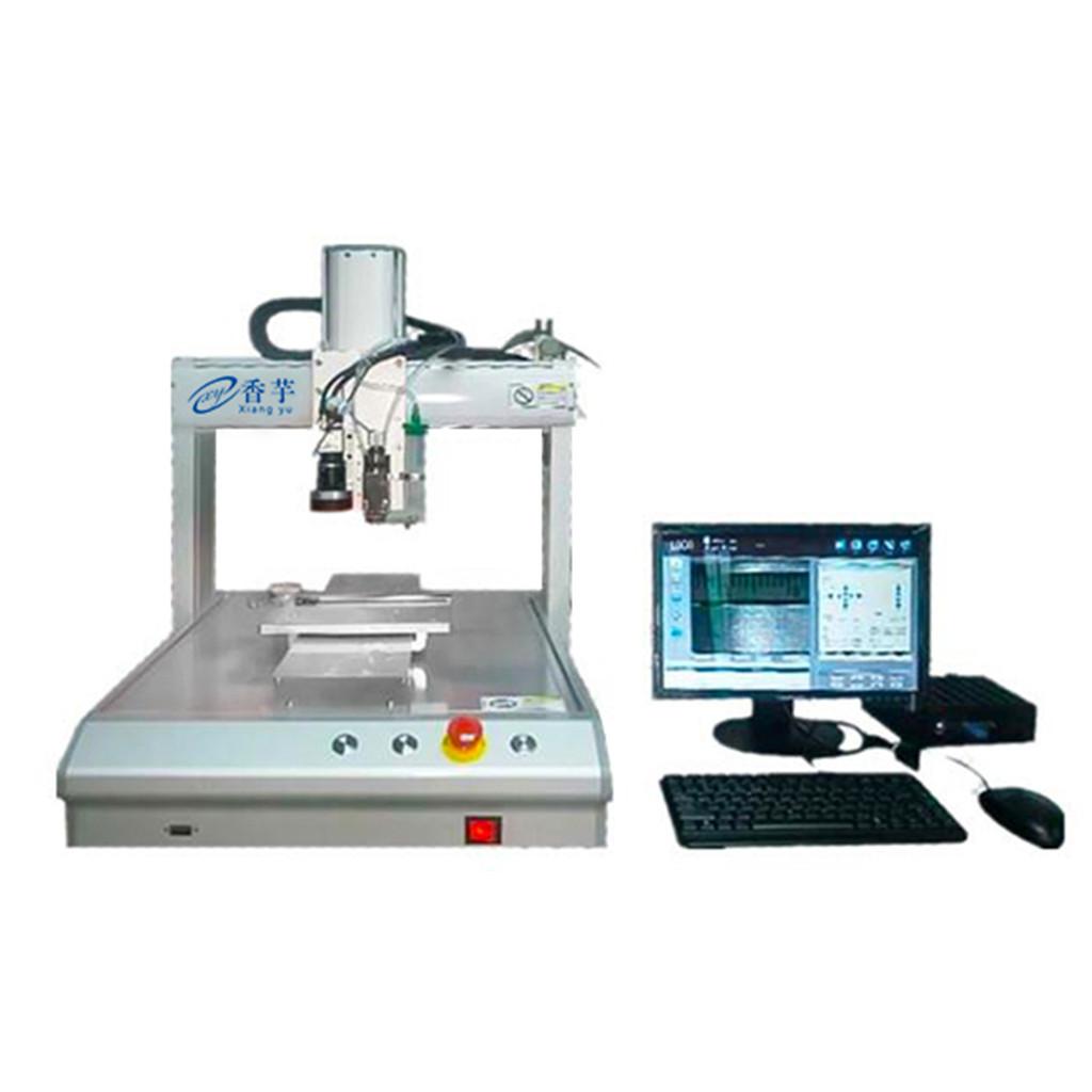 CCD视觉点胶机对产品涂胶的精密控制