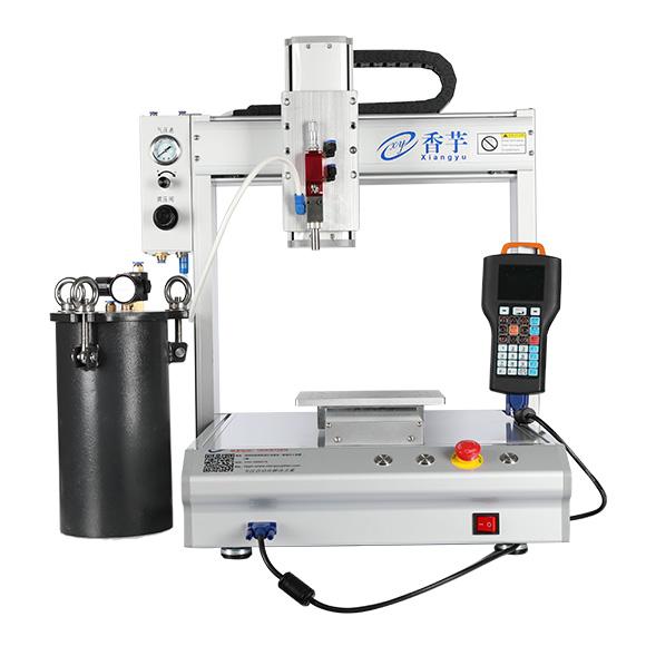 喷雾点胶阀应用于自动点胶机上的效果如何