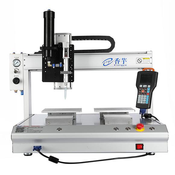 点胶机厂家浅谈全自动点胶机如何高效的应用呢